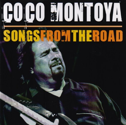 Coco Montoya Songs From The Road 2 CD