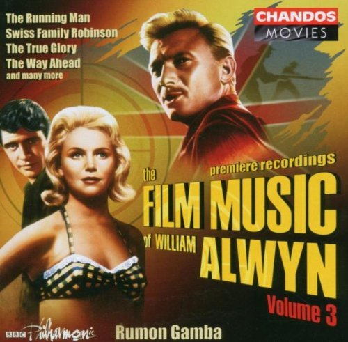 W. Alwyn Film Music Of William Alwyn Vo Gamba Bbc Philharmonic