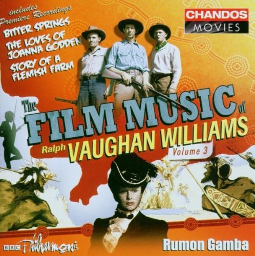R. Vaughan Williams Film Music Vol. 3 Ladies Of Manchester Chamber C