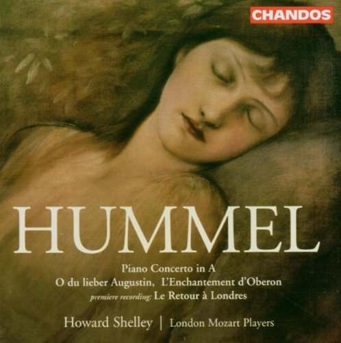 J.N. Hummel L'enchantement D'oberon Le Re Shelley (pno)