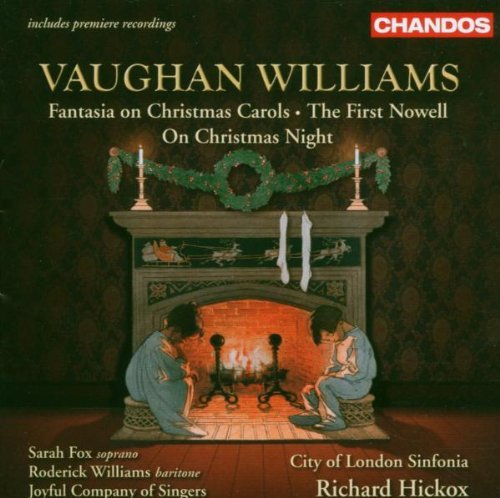 R. Vaughan Williams Christmas Music Fox (sop)