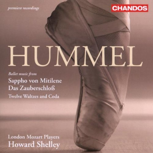 J.N. Hummel Ballet Music From Sappho Von M London Mozart Players