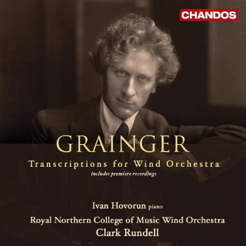 P. Grainger Transcriptions For Wind Orch Rundell Rncmwo