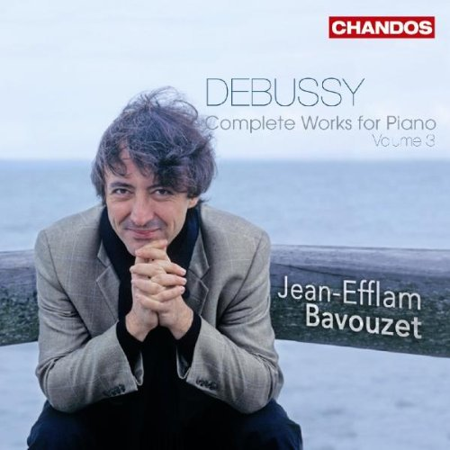 Claude Debussy Vol. 3 Complete Works For Pian Jean Efflam Bavouzet