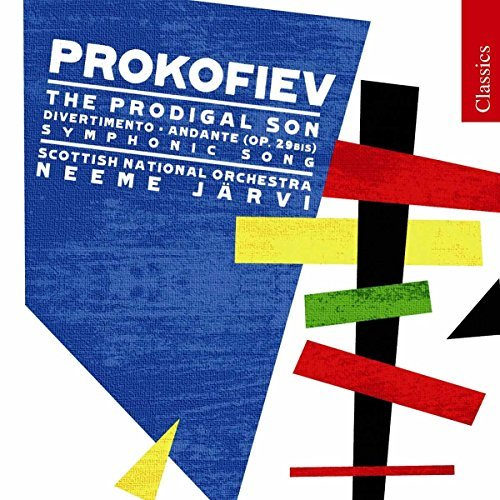 S. Prokofiev Prodigal Son Jarvi Royal Scottish No