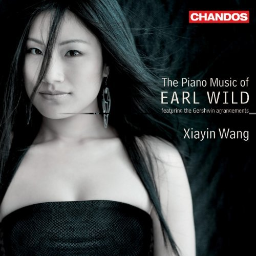 Wild Gershwin Xiayin Wang Plays The Piano Mu Wang