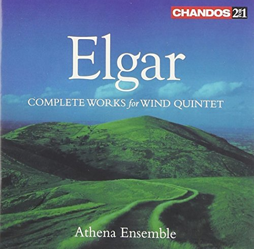 E. Elgar Complete Works For Wind Quinte Athena Ansemble
