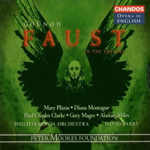 C. Gounod Faust (abridged) (sung In Engl Clarke Miles Plazas Magee & Parry Po