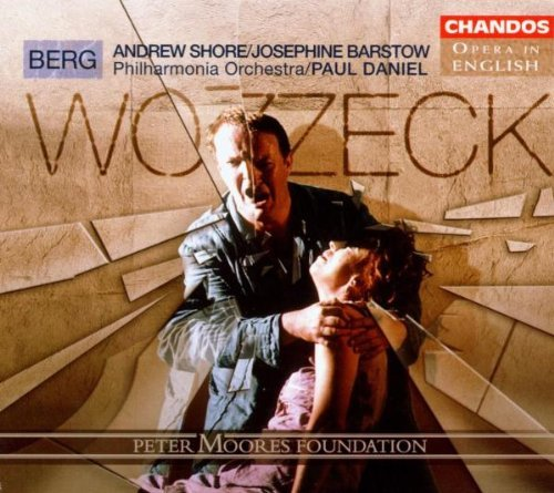 A. Berg Wozzeck Comp Opera Shore Barstow Woodrow & Daniel Phil Orch