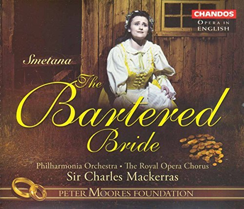 B. Smetana Bartered Bride Gritton Bonner Howard & Mackerras Philharmonia Orch