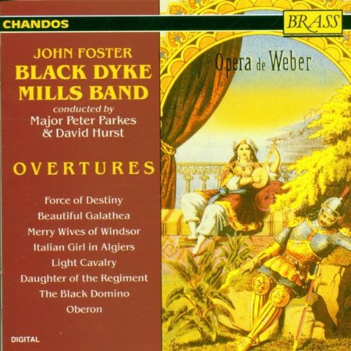 Black Dyke Mills Band Overtures Black Dyke Mills Band