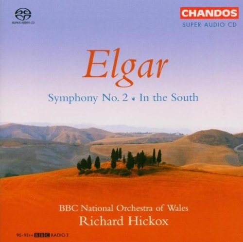 M. Elgar Sym 2 In The South Sacd Hybrid Hickox Bbc Natl. Orch. Of Wale