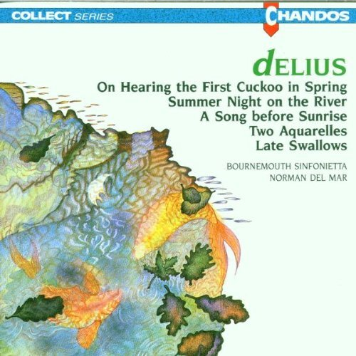 Delius F. On Hearing Summer Night Song B Del Mar Bournemouth Sinf