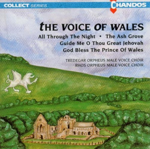 Tredegar Orpheus Male Choir Voice Of Wales Tredegar Orpheus Male Choir