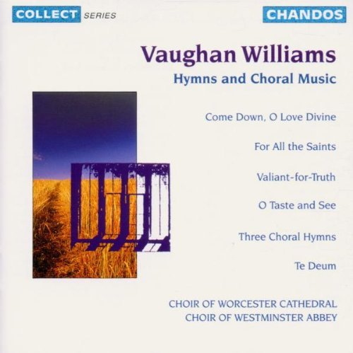 R. Vaughan Williams Hymns & Choral Music Worcester Cathedral Choir