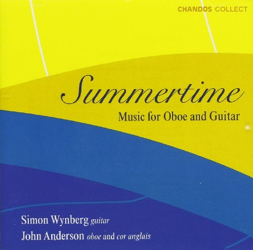 Summertime Music For Ob & Gtr Wynberg (gtr) Anderson (ob)