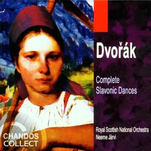 Antonin Dvorák Slavonic Dances Op. 46 72 Jarvi Royal Scottish Natl Orch