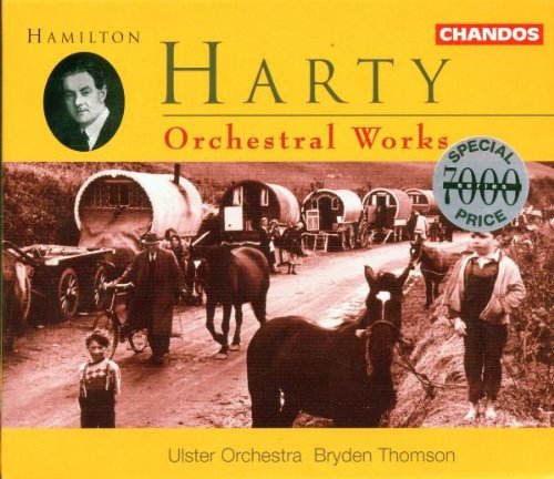 H. Harty Con Vn Con Pno Children Of Lir Thomas Ulster Orch