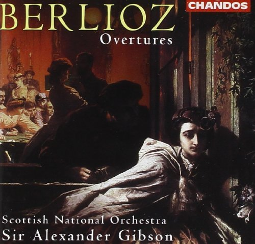 H. Berlioz Overtures (5) Gibson Scottish Natl Orch