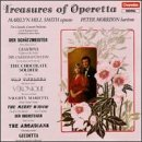 Treasures Of Operetta Vol. 1 Smith (sop) Morrison (bari) Barry Chandos Concert Orch