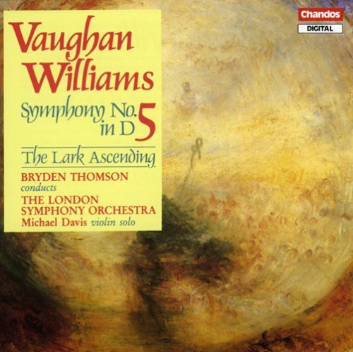 R. Vaughan Williams Sym 5 Lark Ascending Thomson London So