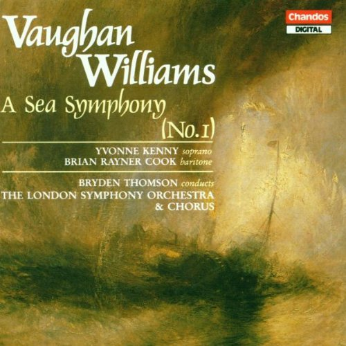 R. Vaughan Williams Sym 1 Sea Kenny (sop) Cook (bar) Thomson London So