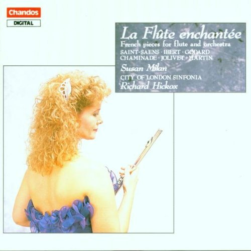 Flute Enchantee French Pieces For Flute Milan*susan (fl) Hickox City Of London Sinf