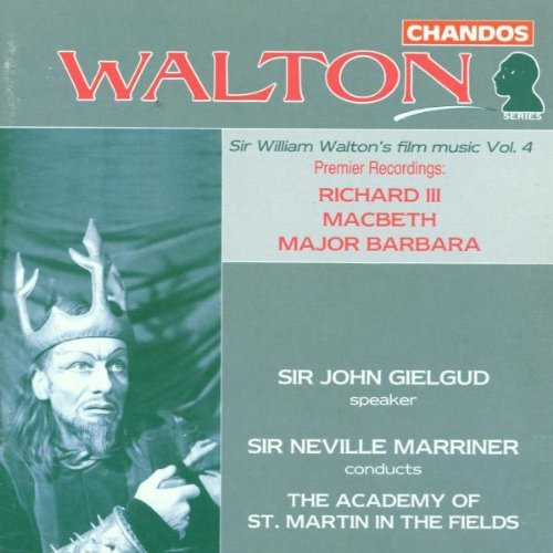 W. Walton Richard Iii Macbeth Major Barb Marriner Asmf