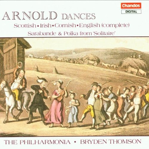 M. Arnold Dances Thomson Phil