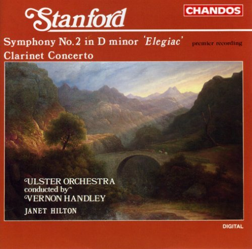 C.V. Stanford Sym 2 Con Cl Hilton*janet (cl) Handley Ulster Orch
