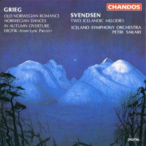Grieg Svendsen Norwegian Dances 2 Icelandic M Sakari Iceland So