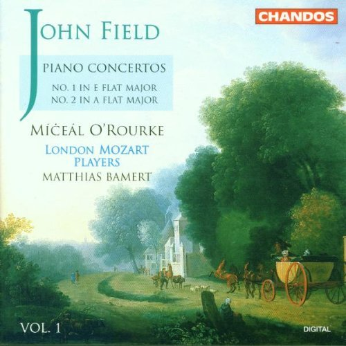 J. Field Con Pno 1 2 O'rourke*miceal (pno) Bamert London Mozart Players