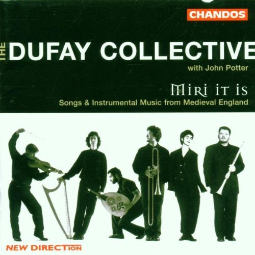 Dufay Collective Songs & Instrumental Music Fro Dufay Collective