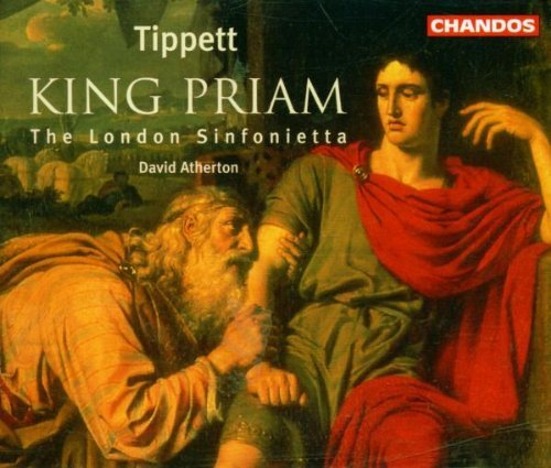 M. Tippett King Priam Atherton London Sinf