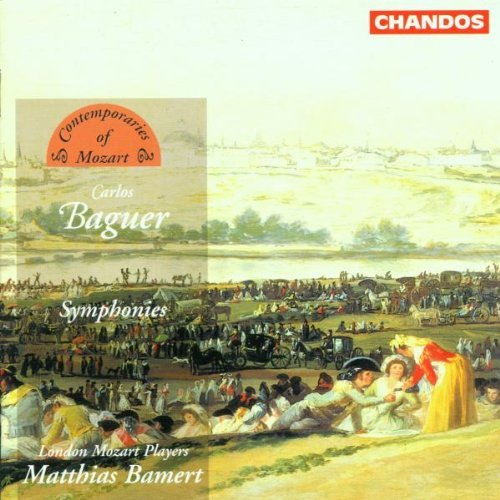 C. Baguer Sym 12 13 16 18 Bamert London Mozart Players