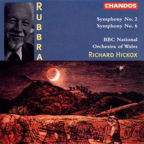 E. Rubbra Sym 2 6 Hickox Bbc Natl Orch Of Wales