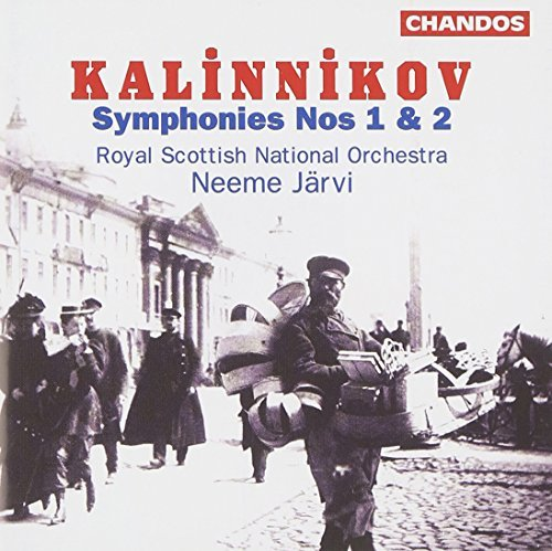 V.S. Kalinnikov Sym 1 2 Jarvi Royal Scottish Natl Orch
