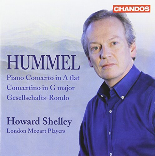 J.N. Hummel Con Pno In A Flat Major