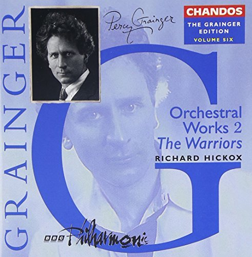 P. Grainger Grainger Edition Vol. 6 Hickox Bbc Phil