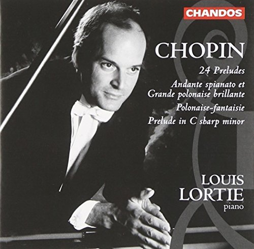 Frédéric Chopin 24 Preludes Prelude Op. 45 Lortie*louis (pno)