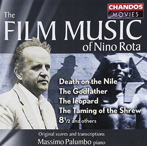 Nino Rota Film Music (arr. For Piano) Godfather Taming Of The Shrew Il Gattopardo Romeo & Juliet