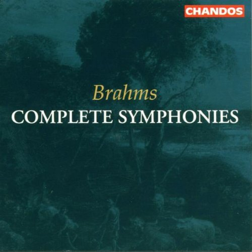 Johannes Brahms Complete Symphonies Jarvi London So