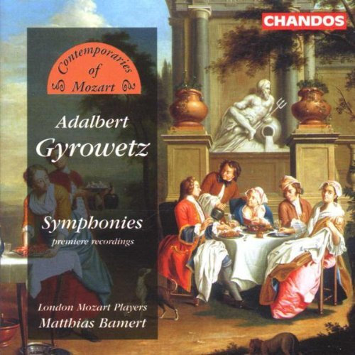 A. Gyrowetz Sym (3) Bamert London Mozart Players