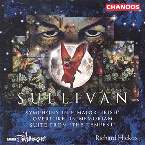 A. Sullivan In Memoriam The Tempest Op. Hickox Bbc Phil
