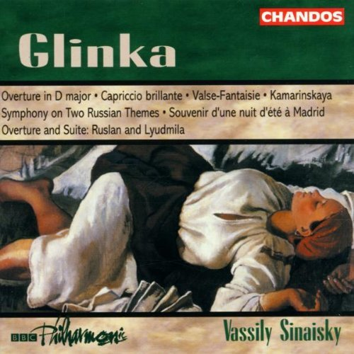 M. Glinka Symphony On 2 Russian Themes Sinaisky Bbc Phil