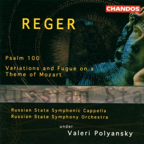 M. Reger Psalm 100 Op. 106 Vars & Fugue Polyansky Russian State So