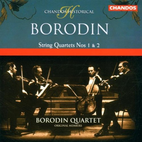 Borodin Quartet Qt Str 1 2 Remastered Borodin Qt