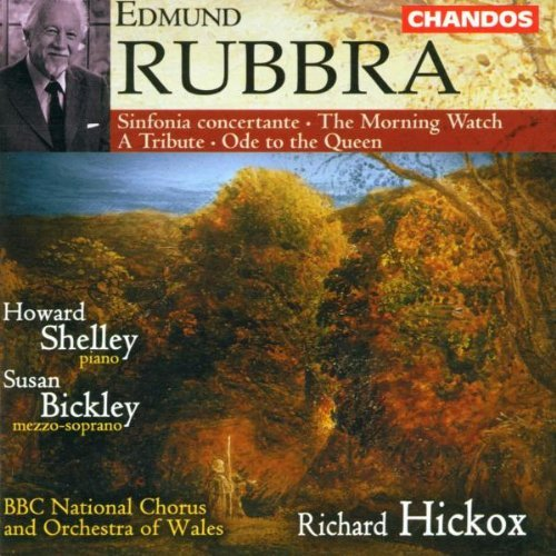 E. Rubbra Sinf Concertante Morning Watch Shelley (pno) Bickley (mez) Hickox Bbc Natl Orch Of Wales
