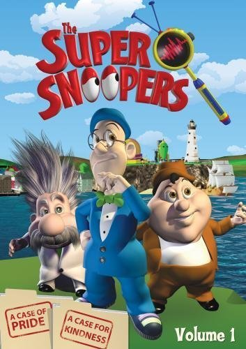 Vol. 1 Super Snoopers Nr