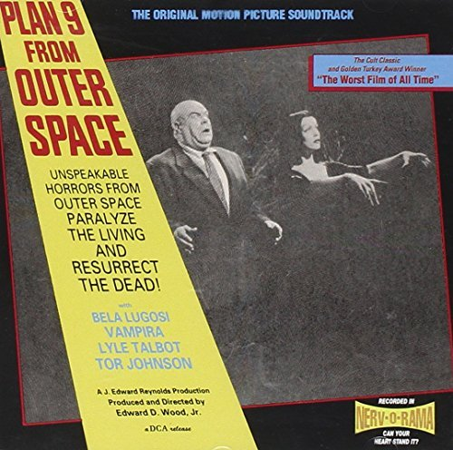 Plan 9 From Outer Space Soundtrack